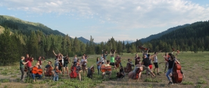 Idaho Orchestra Institute: Serious fun!